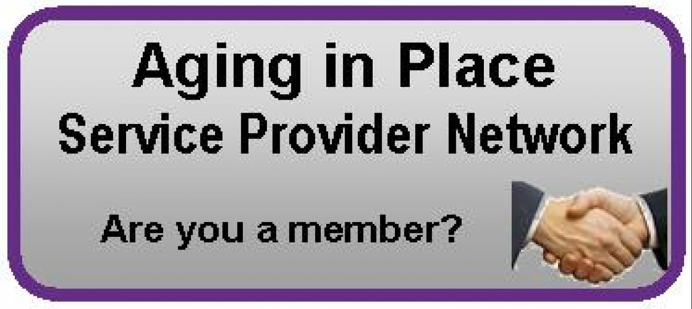 Aging in Place Service Provider